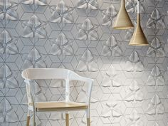 wall treatments trending 2015 | 15 Dazzling decorative 3D wall panels: trends of 2015