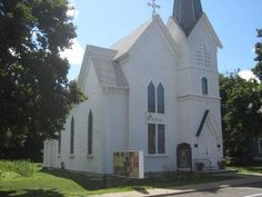 For sale: $29,900. This classic, small church in Wellsburg is one of the oldest in Chemung County. Built in 1869 with features including a foyer entry, spire with bell tower, main sanctuary with 19 pews and organ, choir room, 2 bathrooms, group meeting room or nursery school section, lower level kitchen with plenty of space for tables or meetings. Newer hot air furnace, circuit break box. The building has many possible uses. Everything is in good condition. The current tenant is a church…