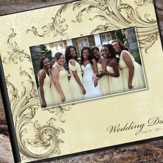 Wedding memories - planning a wedding, or already had yours, but need a place for all those pictures - check out this custom photo album/scrapbook to put those memories in and protect them @ http://www.theamericanmom.com/store-product-item.cfm?id=2197  $55.95 + shipping