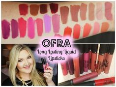 ★WORTH IT?: OFRA LONG LASTING LIQUID LIPSTICKS | LIP SWATCHES + REVIEW★ - YouTube https://www.ofracosmetics.com/collections/lips/products/long-lasting-liquid-lipstick