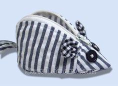mouse pouch ~ mini tut