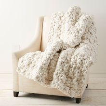 Bernat® Blanket Big™ Whip it Up Blanket to Crochet