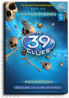 Just starting the adventure with THE 39 CLUES? Check out this excerpt from the very first book!    When you're done, find exciting activities and resources for your THE 39 CLUES READING CLUB at http://www.scholastic.com/readingclub/the39clues/