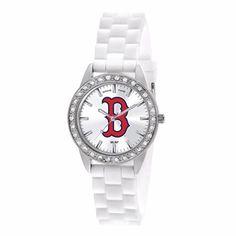 Boston Red Sox Ladies White Fashion Watch