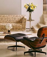 Eames & Maharam.  Beautiful marriage of goodness.