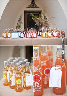 escort card soda table | CHECK OUT MORE IDEAS AT WEDDINGPINS.NET | #weddings #weddingseating #weddingdecoration