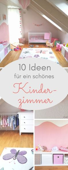Nursery setup – 10 ideas and tips on color choice and furnishings for baby rooms and children's rooms – LeniBel.de Source by lenibel_kreativ Childrens Room Decor, Baby Room Decor, Boy Room, Kids Room, Baby Zimmer, Toddler Rooms, Designer Baby, Nursery, Furniture