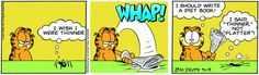 Garfield & Friends | The Garfield Daily Comic Strip for March 15th, 2007