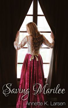 Cover Reveal & Giveaway - Saving Marilee by Annette K. Larsen