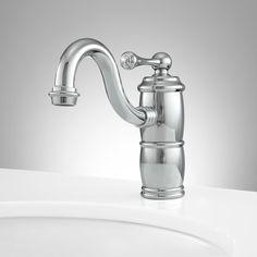 Cecily Single-Hole Bathroom Faucet