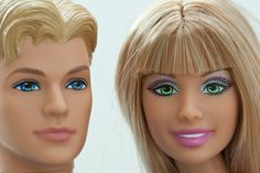 Writing Challenge -- Barbie and Ken Split Up, from Writing for the Web. More challenges on Write4Web.com.