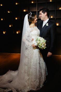 Casamento   Débora + Rafael   Vestida de Noiva   Blog de Casamento por Fernanda Floret