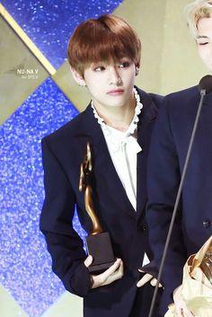 V❤ BTS At The 26th Seoul Music Awards (170119) #BTS #방탄소년단