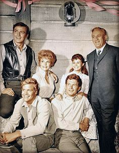 For your interest - a 1962 publicity photo of the cast from The Virginian. This photo includes Pippa Scott who was originally cast as the editor of the Medicine Bow Banner and the love interest of ...