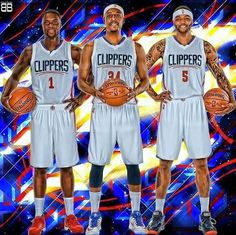 Clippers time!