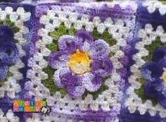 """""""Crochê da Mimi"""": Passo a passo: Caminho Mesa Anne por Cristina Luriko"""