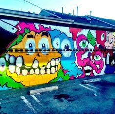 Chris Brown x Alec Monopoly art collab