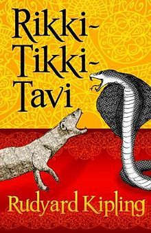 Rikki-Tikki-Tavi - Wikipedia, the free encyclopedia (Nag & Nagaina) Eric Roberts, Donna Tartt, Reading Logs, If Rudyard Kipling, Kids Lighting, Kindred Spirits, Movies Showing, Writing A Book, My Books