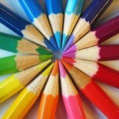 Les Ateliers de Delphine: Crayons de couleur
