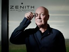 Jean-Claude Biver Becomes Interim CEO Of Zenith Watches As Magada Departs - full scoop now on aBlogtoWatch
