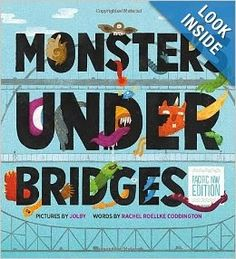 Growing a STEM Classroom: Monsters Under Bridges ~ Perfect Picture Book for STEM Activities