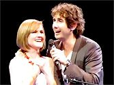 Josh Groban Pulls a Teacher Onstage to Sing The Prayer. She's AMAZING - Just Watch!   I love Josh Groban, he is so supportive of people in the audience, and most of all his voice is amazing, and his praise and worship songs ar so beautiful.