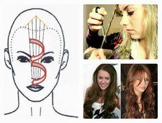 Confira a dica de três tipos de franja, para você arrasar! ANTES DE CORTAR A FRANJA TEM ALGUMAS REGRAS BÁSICAS- acompanhem… · ... Long Hair Cuts, Short Cuts, Grey Hair, Black Hair, Haircut Tip, Hair Cutting Techniques, Dreadlocks, Hair Transformation, Hairstyles With Bangs