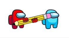 Among us Funny Animation Play Doh, Bart Simpson, Eggs, Animation, Dance, Disney, Funny, Fictional Characters, Dancing