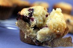 Blueberry Banana muffins (recipe near bottom) Banana Blueberry Muffins, Blue Berry Muffins, Banana Berry, Muffin Recipes, Breakfast Recipes, Bakerella, Muffin Bread, Dinner Is Served, Mini Muffins