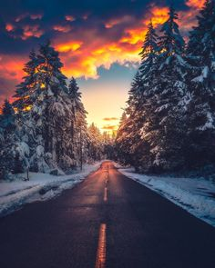 """""""Fire and Ice"""" Nanaimo, British Columbia - by Zach Doehler"""