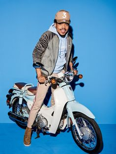 Male Fashion Trends: Chance the Rapper para GQ USA por Eric Ray Davidson Chance The Rapper Quotes, Gq Usa, Chance Perez, Celebrity Boots, The Ind, Album Sales, Dj Booth, Lil Wayne, Go Outside