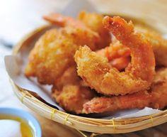 The Best Fried Shrimp Ever!