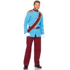 Prince Charming Adult Mens Costume Price: $69.99