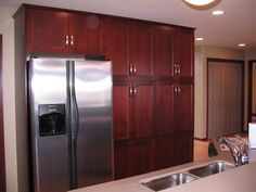 wall pantry cabinet ideas | pantry wall 25 Fabulous Pantry Storage Ideas