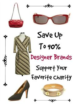 Fashion Project | Shop Designer Brands at Up to 90% Off to Support Your Favorite Charity!!!
