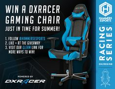 Hammers Esports DXRacer Chair Giveaway!