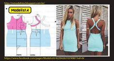 Dress, sewing pattern