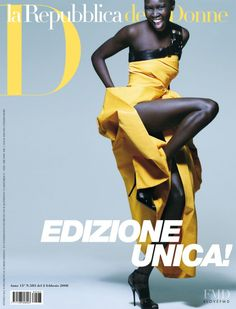 Top 5 African Female Models - http://africanluxurymag.com/top-5-african-female-models/
