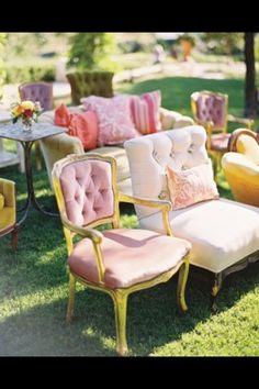 { ceremony seating }