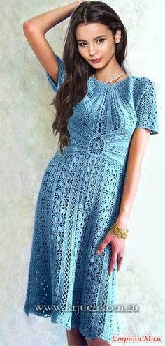 New crochet lace blouse outfit Ideas Crochet Woman, Crochet Lace, Crochet Gifts, The Dress, Dress Skirt, Vestidos Bebe Crochet, Lace Outfit, Blouse Outfit, Vest Pattern