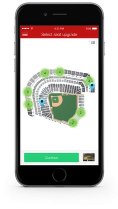 Pogoseat: Find Empty Seats and Upgrade Your Experience
