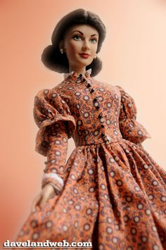 Photos of Gone With The Wind Vinyl Portrait Dolls at Daveland Sexy Adult Costumes, Dolls House Figures, Scarlett O'hara, Pretty Little Girls, Tomorrow Is Another Day, Olivia De Havilland, Vivien Leigh, Dee Dee, Gone With The Wind