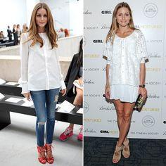 Love Olivia Palermo's Aquazzura heels