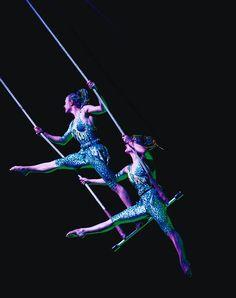 Cirque du Soleil finally makes it to Hawaii Boris Vallejo, Day Of Dead, Aerial Dance, Aerial Silks, Aerial Hoop, Royal Ballet, Dark Fantasy Art, Image Cirque, Nocturne