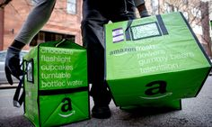 American online retailer to offer next-day delivery from list of 4,000 grocery items to members of its Prime scheme