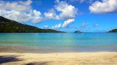 Beautiful Magens Bay, St Thomas USVI