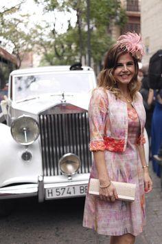 ESTILISMO CON ROMY: Estilismo para invitada a una boda de día