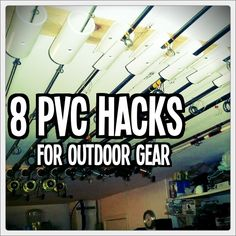 8 PVC Hacks for Outdoor Gear