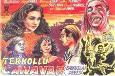 1954 Tek Kollu Canavar / Sinema Lobisi