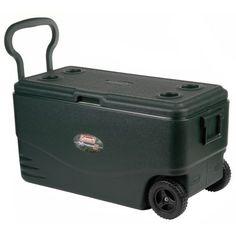Coleman® Xtreme® 100 qt. Wheeled Cooler
